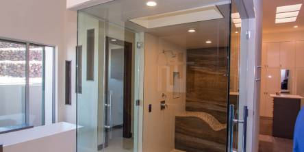 Your Guide to Glass Shower Door Frames