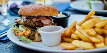 Eating Fast Food Could Affect Conception