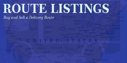 routes for sale