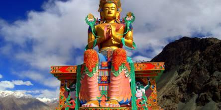Buddhist Pilgrimage Tourism in India