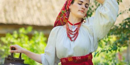 Ukrainian National Dress