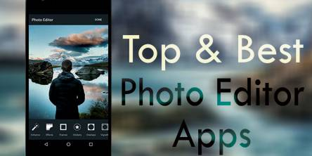 iPhone photo editing apps