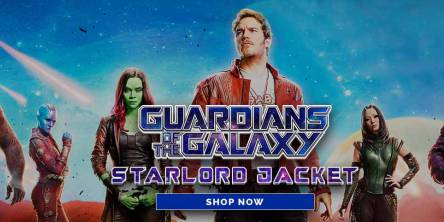Star Lord and His Alter Ego