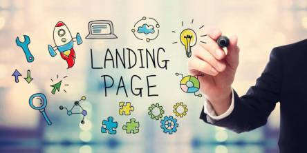 seo landing page optimisation