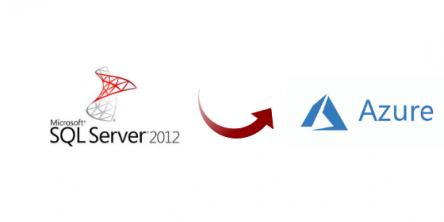 migrate sql server 2012 to azure sql