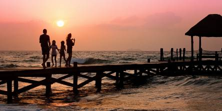How to Organize a Family Vacation
