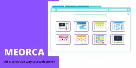 MEORCA: An alternative way to a web search