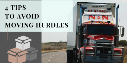 4 Tips to Avoid Moving Hurdles