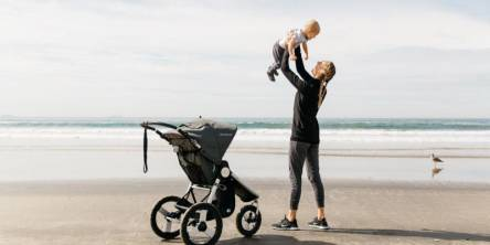 How to Choose a Jogging Stroller?