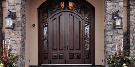 Wood vs Steel Entry Doors for Homes - Which One You Should Buy