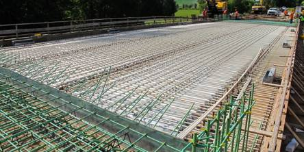 GFRP Rebar in Construction