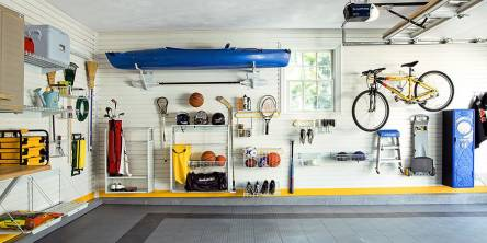 storage garages and sheds