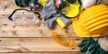 Role of Safety Equipment in Construction Hazards
