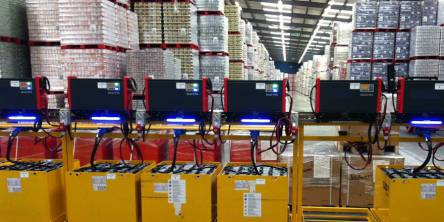 Role Of Forklift Charger Manufacturers In The Selection Of An Electric Forklift Battery Charger