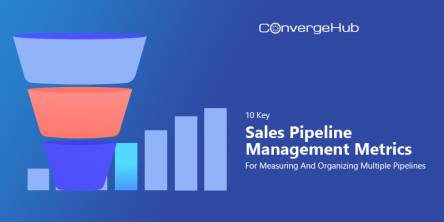 Key Sales Pipeline Management Metrics For Measuring And Organizing Multiple Pipelines