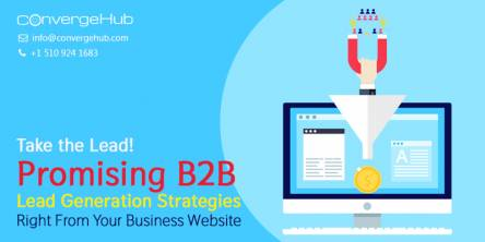 b2b lead generation strategies