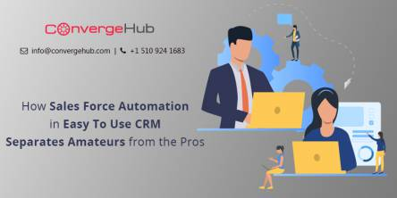 How Sales Force Automation in Easy To Use CRM Separates Amateurs from the Pros
