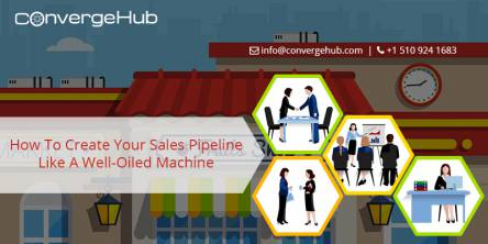 How to Create Your Sales Pipeline like a Well-Oiled Machine