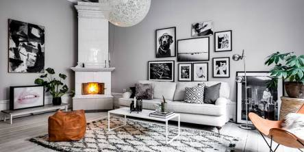 Nordic living room decor ideas