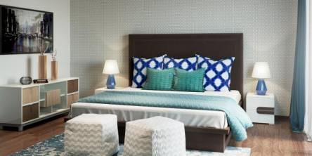 trendy bedrooms