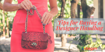 Tips For Buying Your First Designer Handbag
