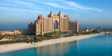 Luxury Hotels in Dubai