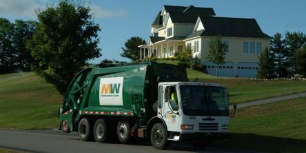 Domestic waste removal