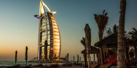 Top Most Luxury Hotels in Dubai