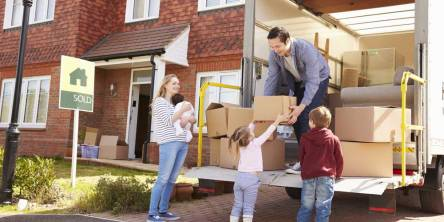 Tips for Moving House When You Have Children