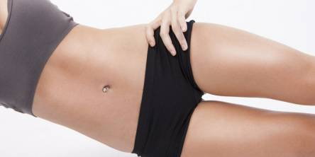 3D abdominal Liposuction