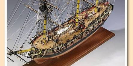 Amati Model Ship Kit