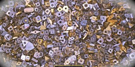 Tungsten Carbide Recycling