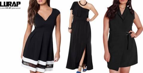 custom plus size cocktail dresses
