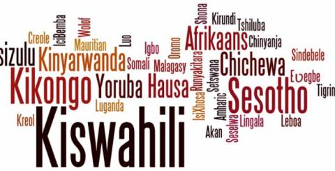Image of African languages