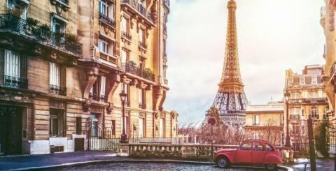 Paris Car Vintage