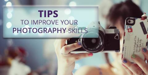 tips to improve your photography skills