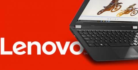 Lenovo brand