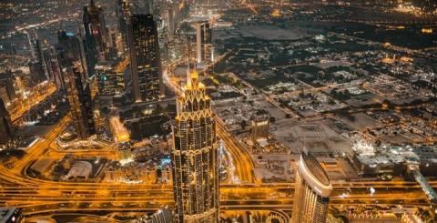 Road Trip to Dubai