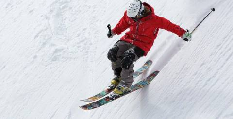 Tips for Beginner Skiers