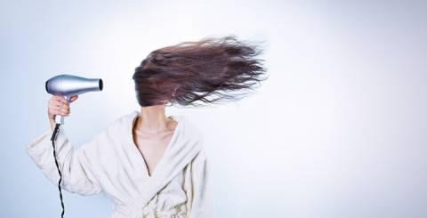 oily hair