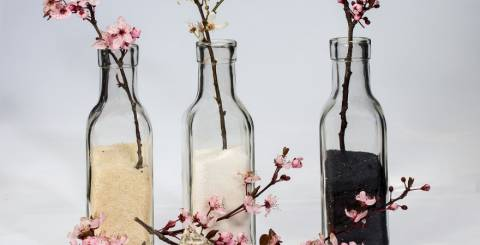 7 Awesome Ways to Recycle Glass Bottles