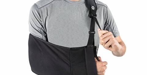 ergonomic arm sling