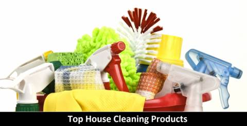 Top House Cleaning Products