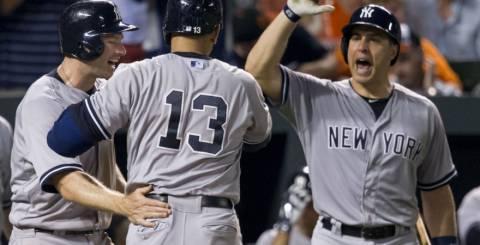 the New York Yankees