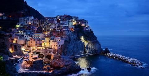 Mediterranean Coast Italy
