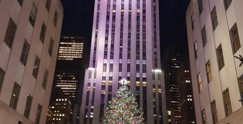 New York on New Years Eve
