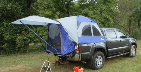 Tacoma bed tent