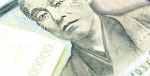 Japanese One Thousand Yen Noto