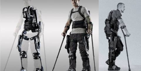 The Ekso GT by Ekso Bionics