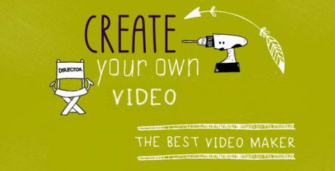 tools to create your own video online